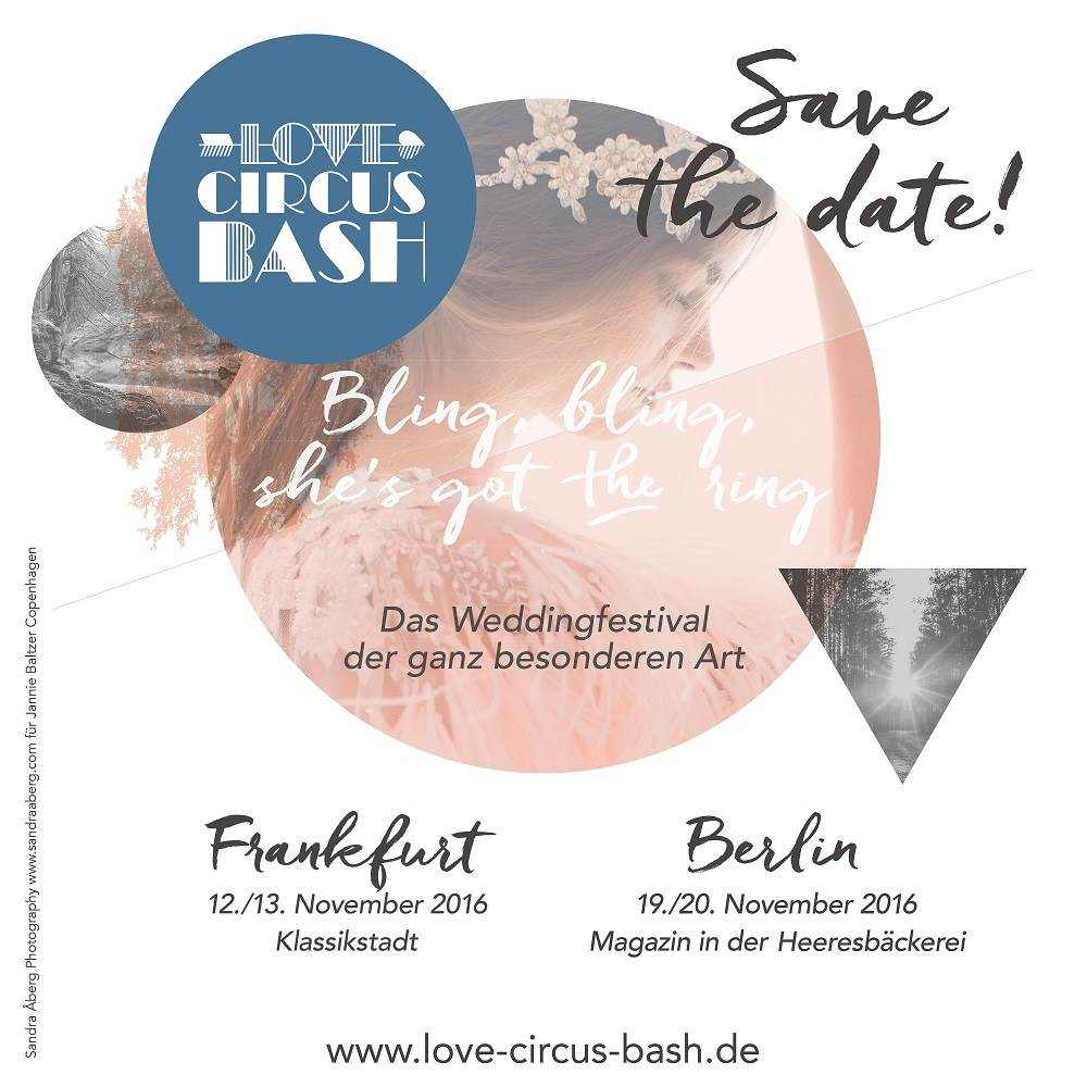 Save the date: Love Circus Bash